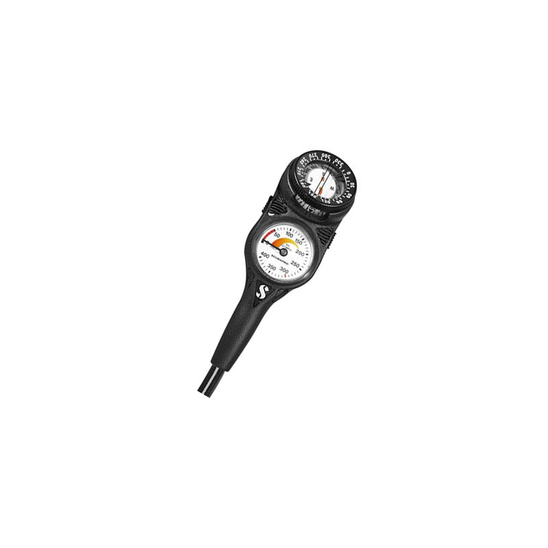 pressure compass gauge