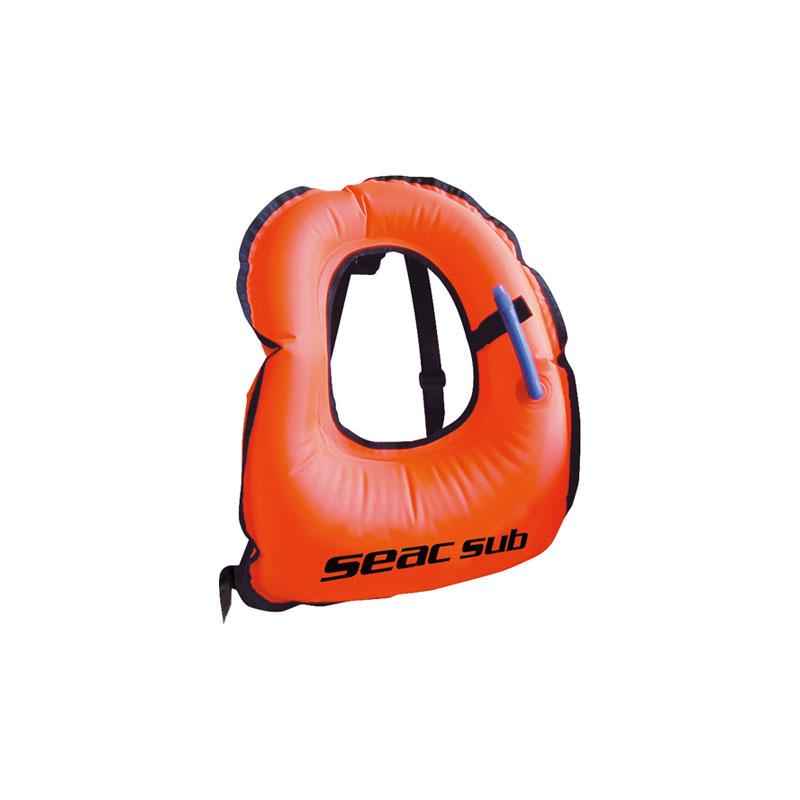 snorkelling vest