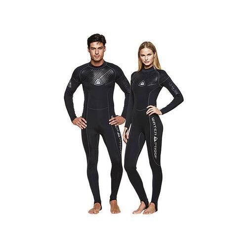 Waterproof 1mm Neoskin Wetsuit